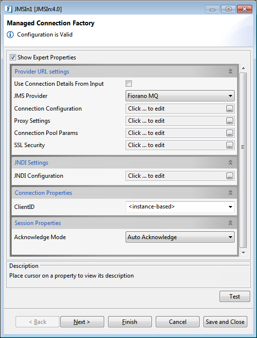 JMSIn4 0 - ESB PUBlic doc - Fiorano Product Documentation