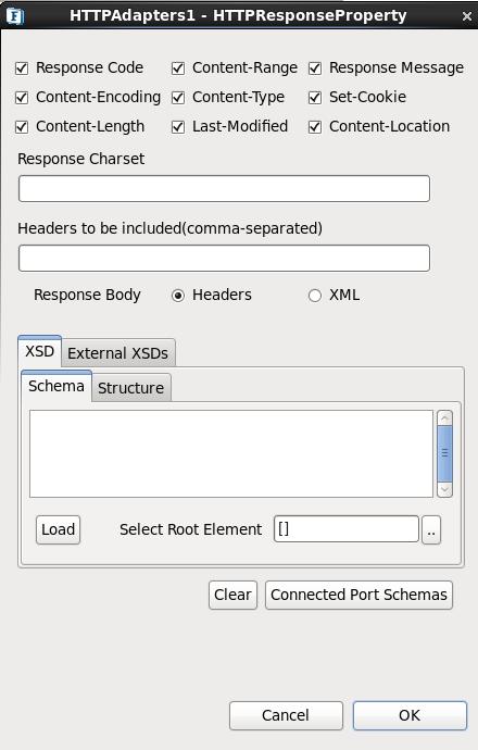 HTTPAdapters - ESB PUBlic doc - Fiorano Product Documentation