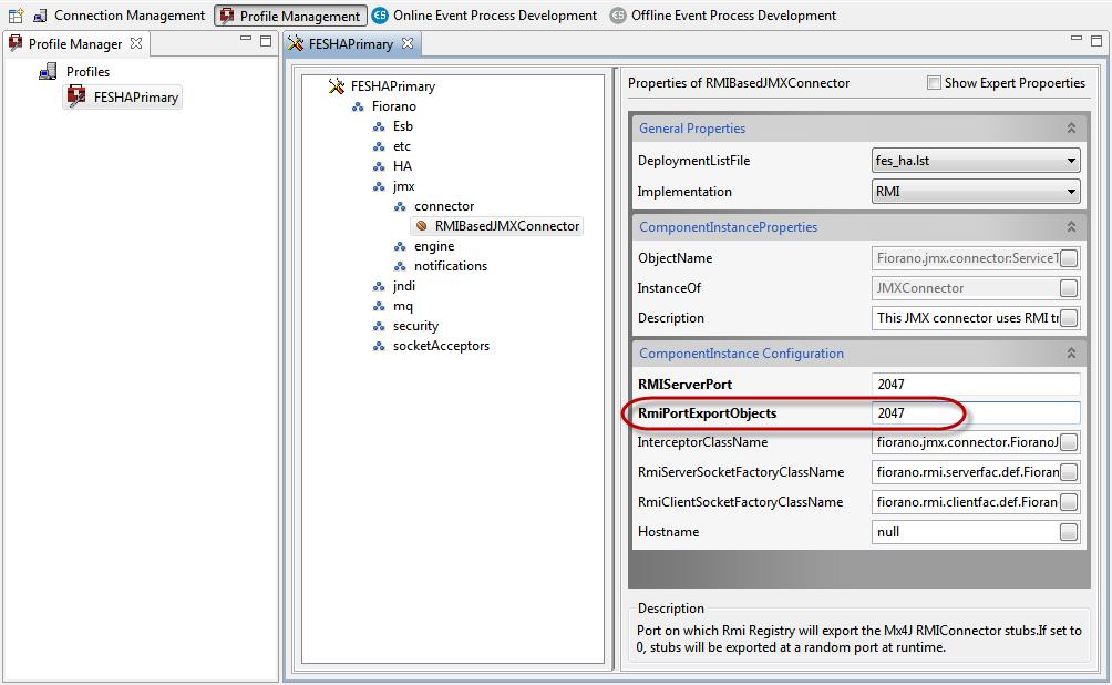ESB Server Configuration - ESB_10 3 0 - Fiorano Product