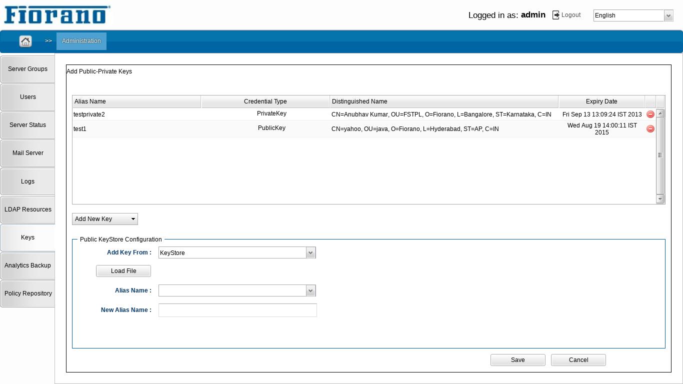 Certificate Management - API_11 0 - Fiorano Product Documentation